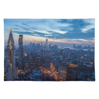 New York City, NY, USA Placemat
