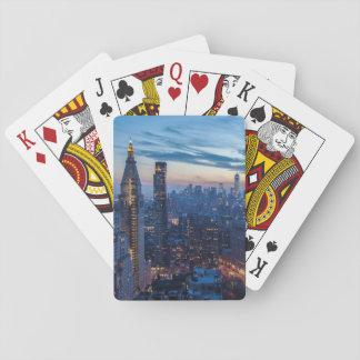 New York City, NY, USA Playing Cards
