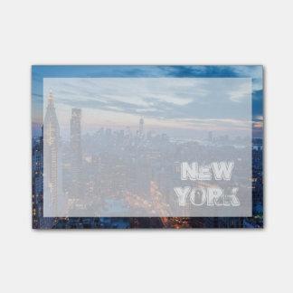 New York City, NY, USA Post-it Notes