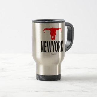 New York City NYC by VIMAGO Travel Mug