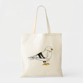 New York City NYC Pigeon Bird Tote