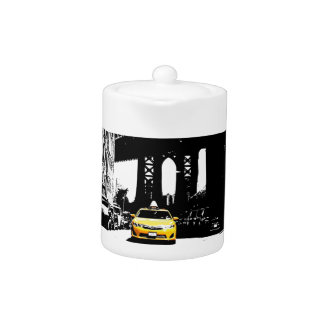 New York City Nyc Yellow Taxi Pop Art