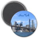 New York City photography magnet