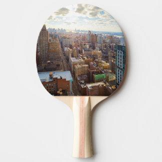 New York City Ping Pong Paddle
