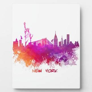 New York City Plaque