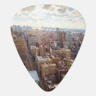 New York City Plectrum