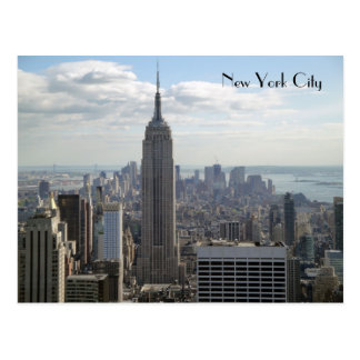 New York City Post Cards