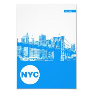New York City Poster Photograph
