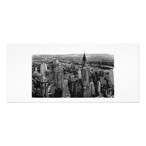New York City Rack Card