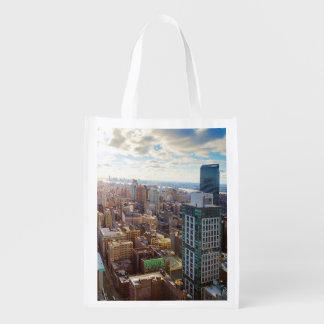 New York City Reusable Grocery Bag
