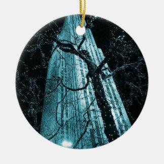 New York City Rockefeller Center Tree Christmas Ornament