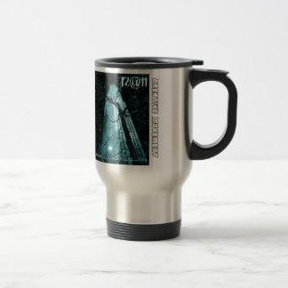 New York City Rockefeller Center Tree Stainless Steel Travel Mug