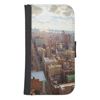 New York City Samsung S4 Wallet Case