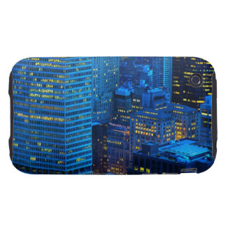 New York City Skyline at Sunset iPhone 3 Tough Cover
