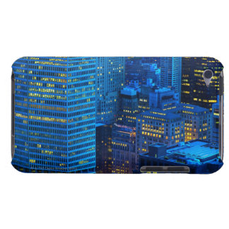 New York City Skyline at Sunset iPod Touch Covers