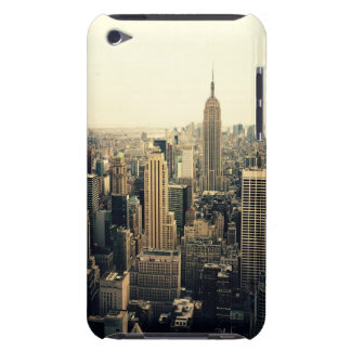 New York City Skyline Barely There iPod Cover