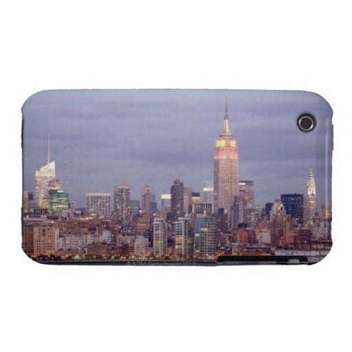 New York City Skyline iPhone 3 Cases