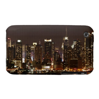 New York City Skyline iPhone 3 Case-Mate Cases