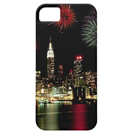 New York City Skyline iPhone 5 Case