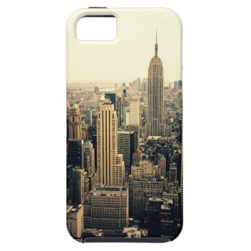 New York City Skyline iPhone 5 Cover