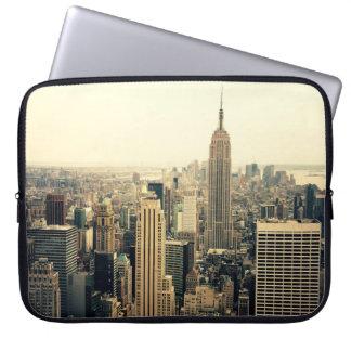New York City Skyline Computer Sleeve