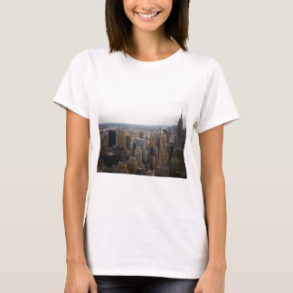 New York City Skyline, Day View T-Shirt