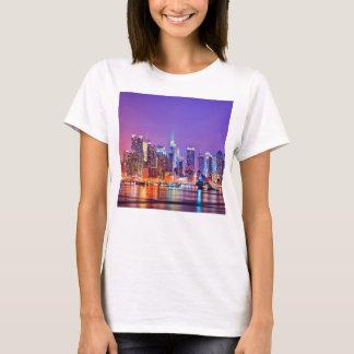 New York City Skyline Female T-shirt