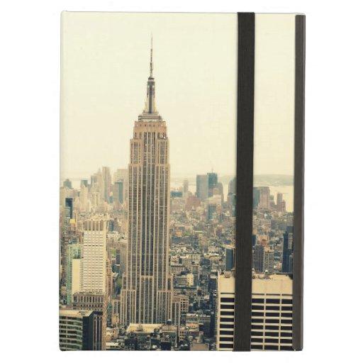 New York City Skyline iPad Cover