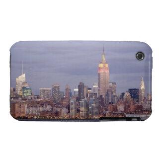 New York City Skyline iPhone 3 Case