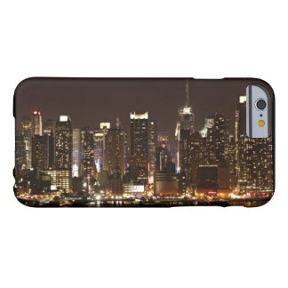 New York City Skyline iPhone 6/6s Barely There iPhone 6 Case