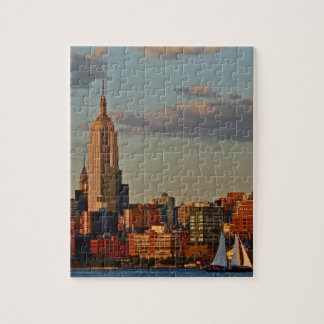 New York City Skyline Jigsaw Puzzle