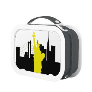 New York City Skyline Lunchboxes