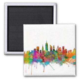 New York City Skyline Fridge Magnet