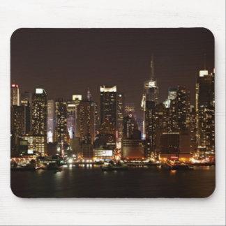 New York City Skyline Mouse Mat