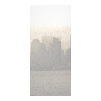 New York City Skyline NYC City Gifts 10 Cm X 23 Cm Rack Card