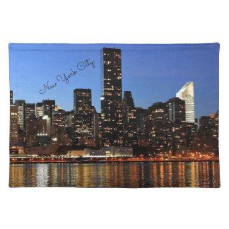 New York City Skyline Placemat
