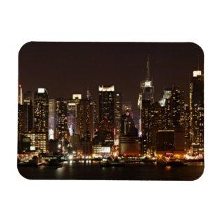 New York City Skyline Flexible Magnets