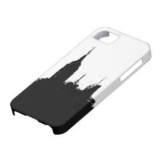 New York City Skyline Silhouette iPhone 5/5S Case