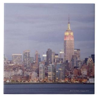 New York City Skyline Tile
