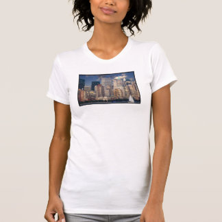 New York City Skyline Tee Shirt