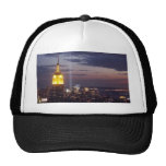 NEW YORK CITY SKYLINE WORLD TRADE CENTER CAP