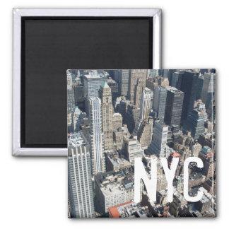 New York City skyscraper magnet