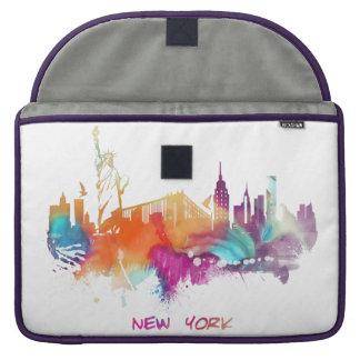 New York City Sleeve For MacBooks