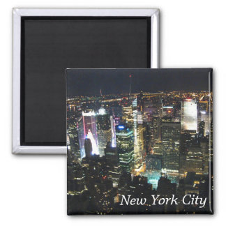 New York City Square Magnet