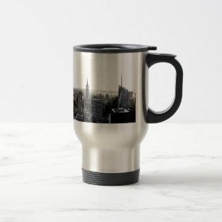 New York City Stainless Steel Travel Mug