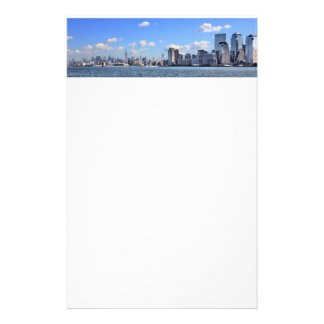 New York City Stationery