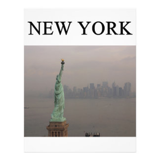 NEW YORK city statue of liberty Personalized Flyer