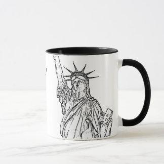 New York City ~ Statue of Liberty Mug