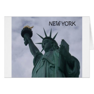 New York City Statue of Liberty (St.K) Card