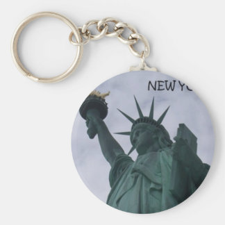 New York City Statue of Liberty (St.K) Key Ring
